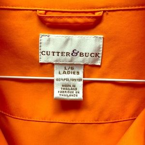 Cutter and Buck Ladies Golf jacket